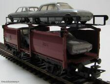 MÄRKLIN 4613 DB Autotransportwagen beladen Ep III - OVP