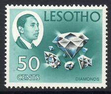 Lesotho SG157 1969 50 C definitivo MTD Nuovo di zecca
