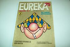 EUREKA-N. 1140-CORNO-RIVISTA A FUMETTICOMICS MAGAZINE-FEBBRAIO 1975-DON MARTIN