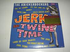 The Knickerbockers Jerk And Twine Time LP sealed Mint Sundazed MONO reissue