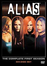 Alias - The Complete First Season (DVD, 2009, 6-Disc Set)