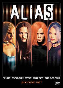 Alias - The Complete First Season (DVD, 2009, 6-Disc Set) ~ BRAND NEW!