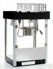 BRAND NEW METROPOLITAN BLACK 4 OZ. POPCORN POPPER MACHINE by BENCHMARK USA