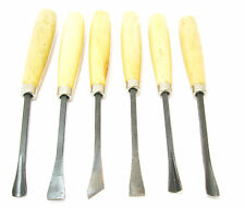 6Pc  Chisel Carving Set  Carpentry Wood Working Hobby WW054