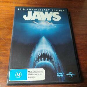 Jaws (Anniversary Edition 2 Discs) (Australia Region 4 PAL) DVDs