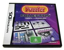 Puzzler Collection Nintendo DS 2DS 3DS Game *Complete*