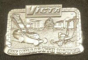 Victa 6millionth Mower Plaque