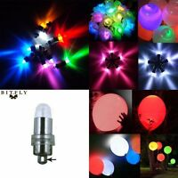 12pcs LED Light Paper Lantern Waterproof Balloon Floral for Wedding Party Decor