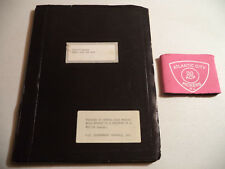 Hewlett Packard Models 618C And 620B Operating & Service Manual - (00618-90010)