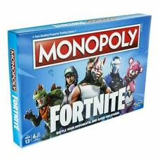 Monopoly Fortnite Edition Board Game - E6603