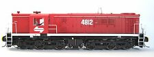 """LATEST RELEASE"" TrainOrama 48 Class HO Scale Locomotive, RED TERROR, TR4812"