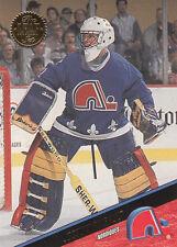 1993-94 Leaf #428  Jocelyn THIBAULT RC - Quebec Nordiques