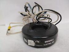 Brownell Current Transformer Cat 5Rl-601 Ratio 600:5 A 600V Volt