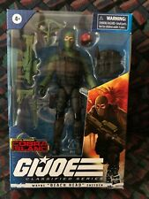 G.I. JOE Classified Series BEACH HEAD BROWN EYES TARGET EXCL RARE