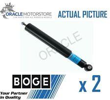 2 x BOGE REAR SHOCK ABSORBERS PAIR STRUTS SHOCKERS GENUINE OE QUALITY 27.201.0