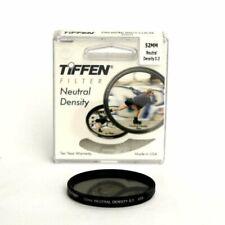 Tiffen 52MM Neutral Density 0.3 Filter 1-stop ND2