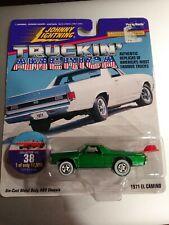Johnny Lightning Truckin' America 1971 El Camino W/surfboard 1997