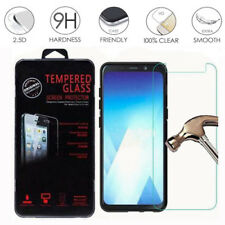 Genuine Clear Tempered Glass Screen Protector For Samsung Galaxy A8 A530F 2018
