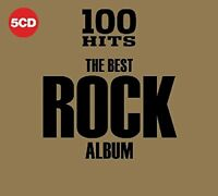 100 Hits - The Best Rock Album [CD]