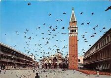 BG13500 venezia piazza s marco volo di colombi    italy