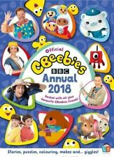 CBeebies Official Annual 2018 By Little Brother Books Limited