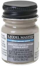 Testors Model Master Flat Concrete 1/2 oz Acrylic Paint 4876 TES4876