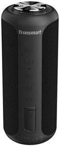 **BRAND NEW** TRONSMART ELEMENT T6 PLUS 5.0 Wireless Bluetooth Speaker - Black