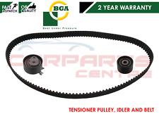 FOR RENAULT CLIO III MK3 1.6 16V 05- BGA IDLER TENSIONER CAM BELT KIT OE QUALITY