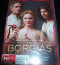 The Borgias The Final Season 3 (Australia Region 4) DVD - NEW