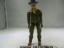 """Vintage"" GI Joe Dragonfly Helicopter Pilot WILD BILL Action Figure Hasbro 1983"