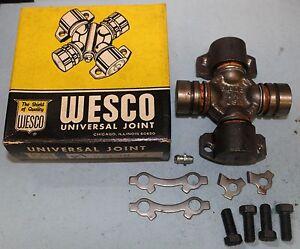 Vintage NOS Wesco Universal Joint  N2198 / 517G 1941 - 1955 Oldsmobile (263)