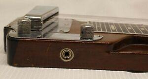 Fender Deluxe single neck, 8 string, lap steel guitar