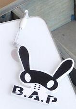 Korean Kpop Band B.A.P BAP Best Absolute Perfect Cell Phone Charm Jack Plug