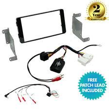 CTKMT12 Double Din Car Stereo Fascia Fitting Kit For Mitsubishi L200, Triton