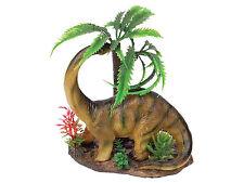 Prehistoric Dinosaur Jurassic Brontosaurus Aquarium Terrarium Ornament