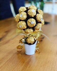 Ferrero Rocher mini Novelty sweet tree! Great Gift!!!!