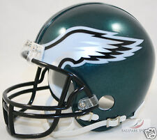 PHILADELPHIA EAGLES - Riddell VSR4 Mini Helmet