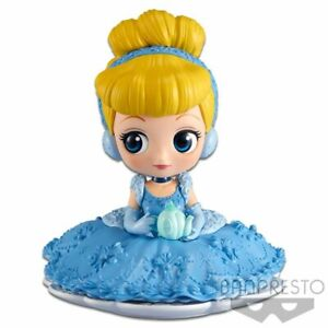 Banpresto Disney Characters Q Posket SUGIRLY Cinderella Normal Color Figure