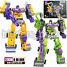 "Transformers Devastator GT Engineering Truck Robot 6 In 1 Action Figure 11"" Toys"