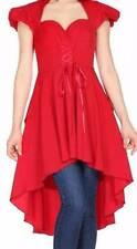 Polyester Clubwear Hand-wash Only Tops & Blouses for Women