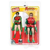 DC Comics Retro Style 8 Inch Figures First Apperances Series: Robin (Green Cape)