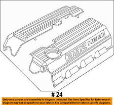Dodge CHRYSLER OEM Challenger Engine Appearance-Engine Cover Left 5038543AD