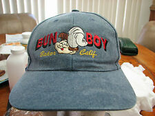 Bun Boy Hamburgers Restaurant Baker California hat baseball cap route 66 closed