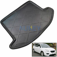 Fit For 07-13 Kia Rondo Carens Rear Trunk Mat Boot Liner Cargo Tray Floor Carpet