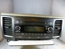 2011 11-14 Toyota Sienna OEM Radio Player CD WMA MP3 Stereo 86120-08230