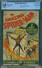 Amazing Spider-Man 1 CBCS 1.8 - OW Pages