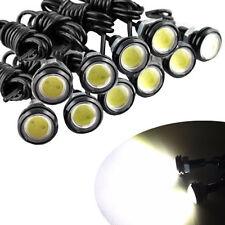 10PCS 9W 12V DC Eagle Eye LED Daytime Running DRL Backup Light Car Auto Lamp