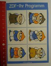 Decal/Sticker: ZDF their programme (05101683)