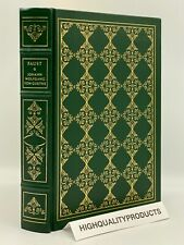 Franklin Library FAUST Goethe Satan's MAGICAL POWERS Collector's LIMITED Edition