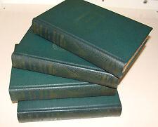 History of Tom Jones by Henry Fielding 4 Volumes c. 1930 Three Sirens Press